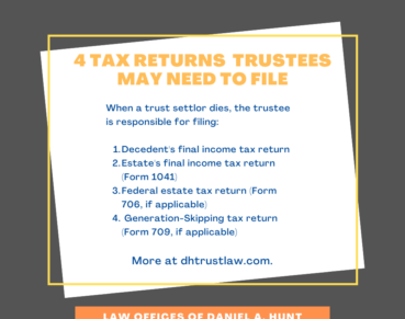handling-taxes-as-trustee