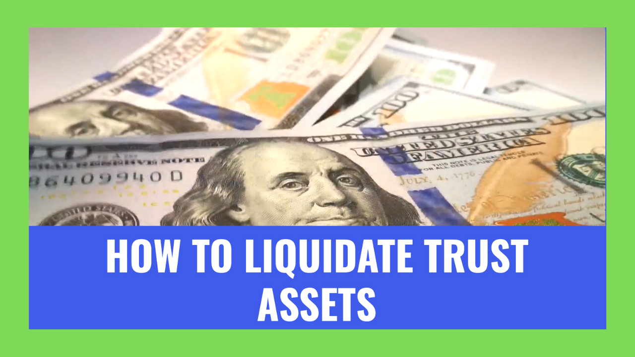 how-to-liquidate-assets