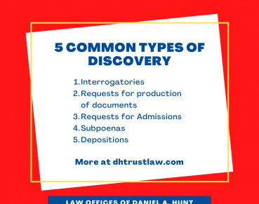5 Types of Discovery