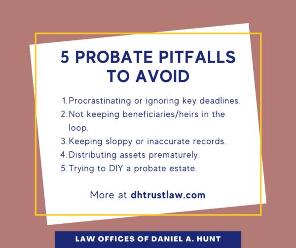 5-Probate-Pitfalls-to-Avoid